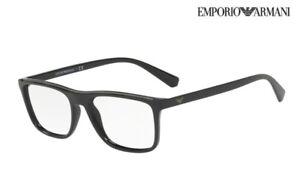 87d0346a65b Image is loading EMPORIO-ARMANI-Glasses-Frames-EA-3124-5017-Black-