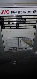 JVC Isolation Transformer 270 KVA 600V to 460V, 3 Phase Canada Preview