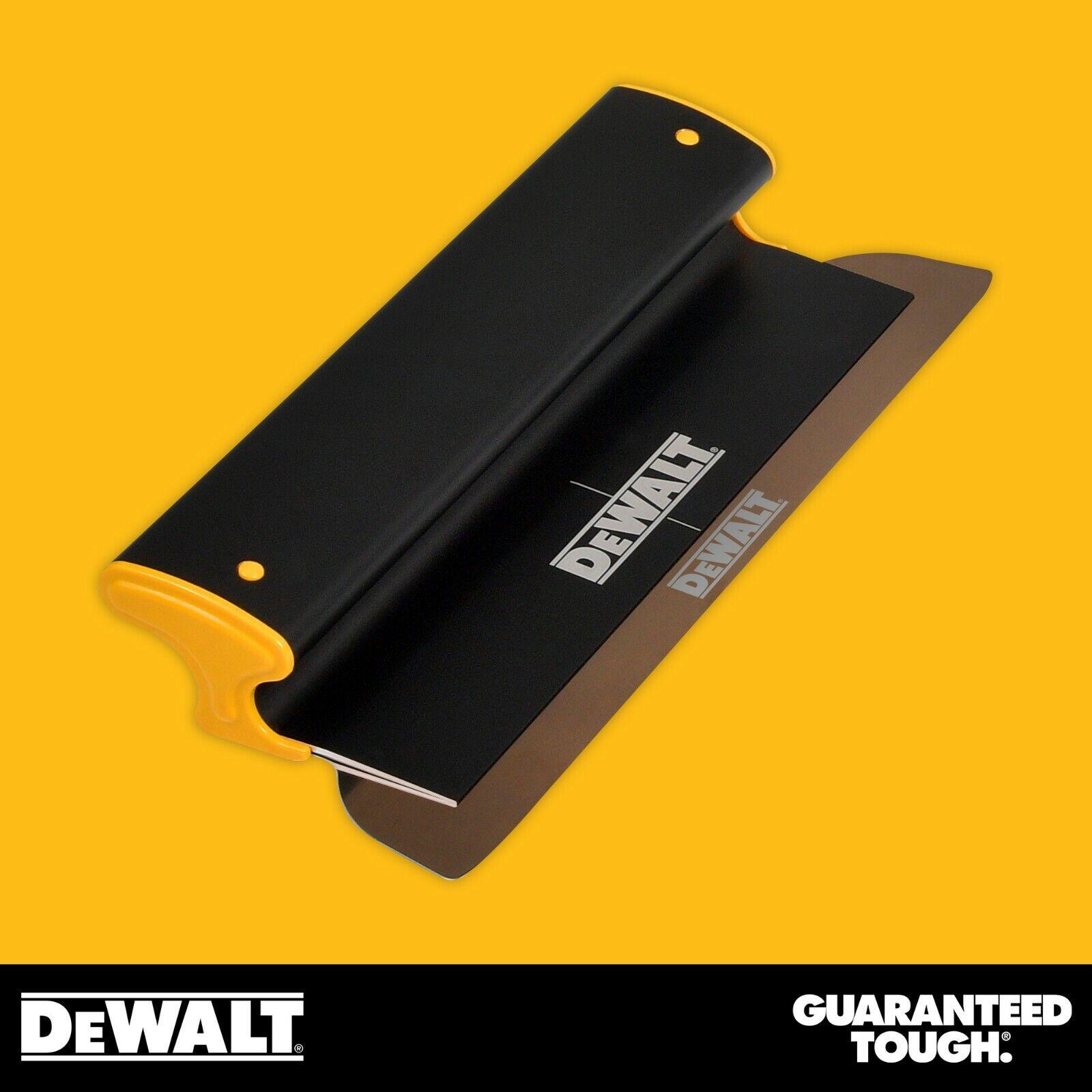 DEWALT Drywall Skimming Blade 14  Finishing Tool Stainless Steel Paint Scraper
