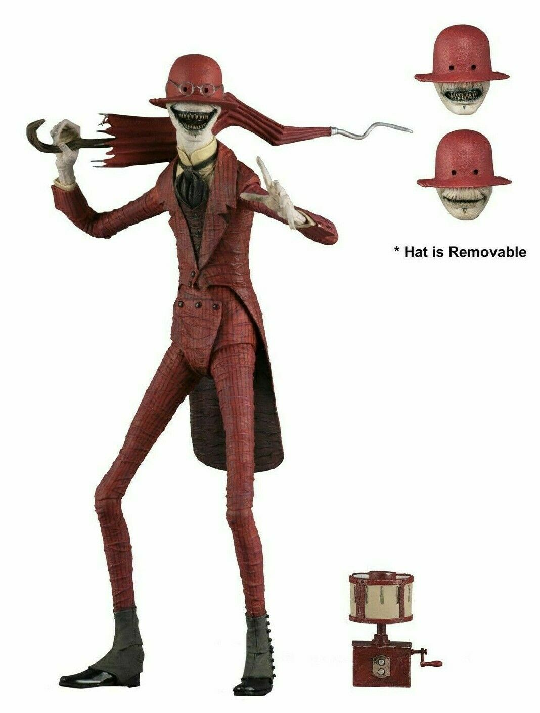 The Conjuring Universe L'evocazione Action Figure Ultimate Crooked Man NECA RARE