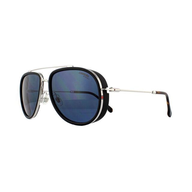be87cf8a2 Carrera Sunglasses 166/s 010 KU Palladium Blue for sale online   eBay
