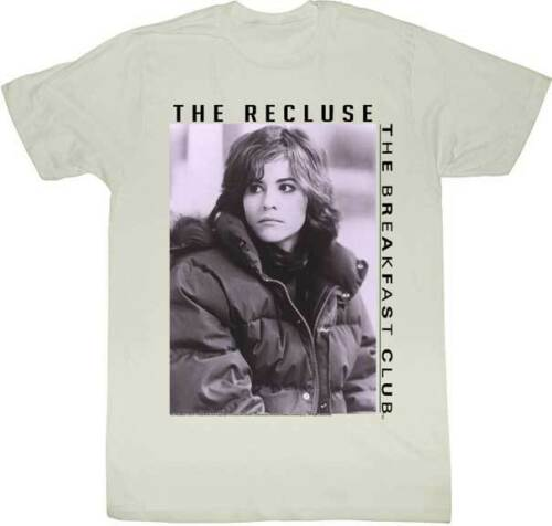 The Breakfast Club The Recluse Adult T Shirt Classic Movie