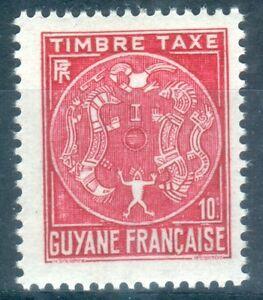 GUYANE-TAXE-N-22-NEUF-LUXE