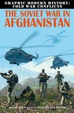 The Soviet War in Afghanistan (Graphic Modern History: Cold War-ExLibrary