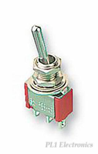 DPDT 5A 120VAC C /& K COMPONENTS 7201syzqe Schalter