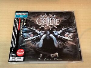 CODE-THE-ENEMY-WITHIN-1-MICP-10632-JAPAN-CD-w-OBI-33268