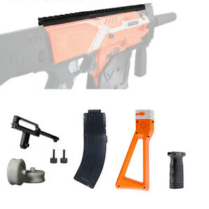 Image is loading Worker-Mod-Repair-Blaster-Part-Modify-Kits-Accessories-