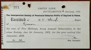 Incorporated-Society-Of-Provincial-Notaries-Public-Of-England-amp-Wales-Sub-1928