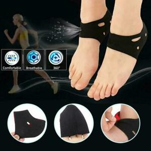 Elastic-Adjustable-Ankle-Brace-Support-Sport-Basketball-Wrap-Foot-Protector-Y2A3