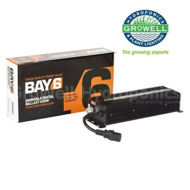 INDOOR HYDROPONIC GROW LIGHT BALLAST 400WATT BAY6 BALLAST MAGNETIC BALLAST