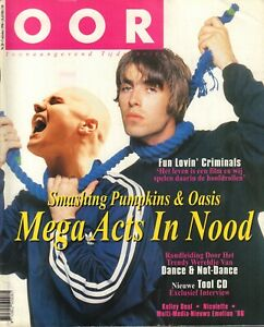 MAGAZINE-OOR-1996-nr-20-SMASHING-PUMPKINS-amp-OASIS-COVER-TOOL-MIDNIGHT-OIL