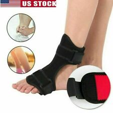 Ankle Orthosis Ankle Brace Corrector for Men and Women Anti-Rotation Foot Support for Fixation Ymiko Foot Droop Support Splint L