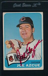 1965-Topps-514-Joe-Azcue-Indians-Signed-Auto-39419