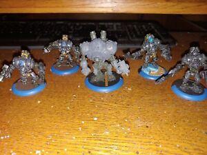Warmachine-cygnar-metal-warjack-lot