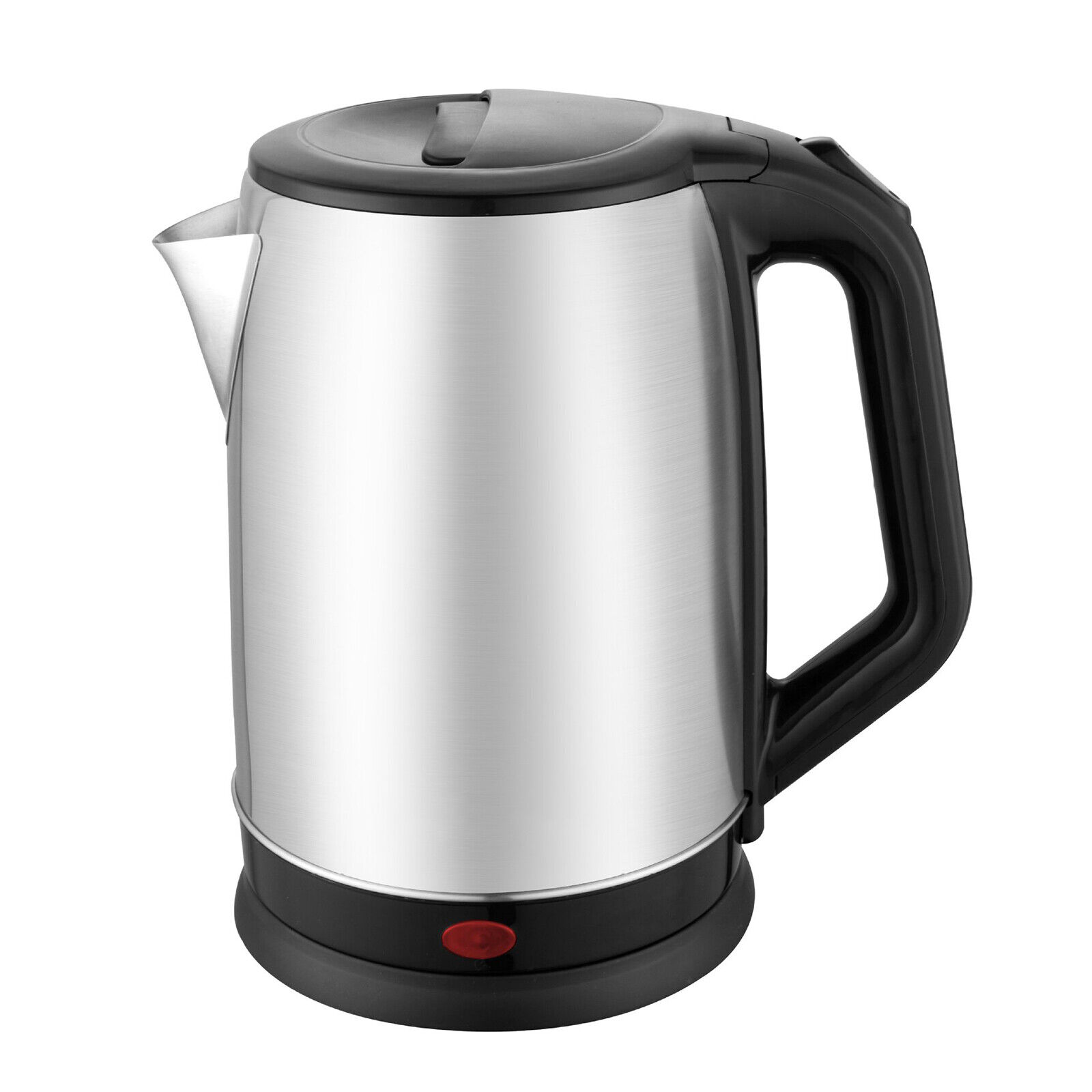 2L Electric Tea Kettle Water Boiler Fast Boiling Stainless Steel 3-Layer Protect