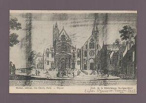 Paris - DER KIRCHE Heilige Genevieve Abgerissenen IN 1808 (H1700)
