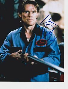 Willem-Dafoe-Signed-Autographed-8x10-Photo-Platoon-Spider-Man-COA-VD