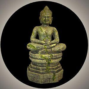 Aquarium Deko Buddha 17 5 Cm Asien Tempelfigur Dekoration Indien Zubehor Ebay