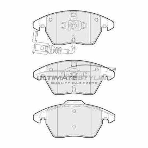 Audi A3 8P Hatchback 2003-2013 1.4 1.6 1.8 1.9 2.0 Front Brake Pads