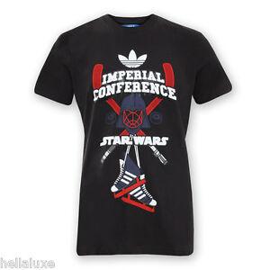venta minorista mayor selección de muy genial Camiseta adidas Star Wars Original Nueva