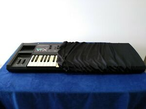 Details about Synth Dust Cover for Ensoniq VFX Synthesizer