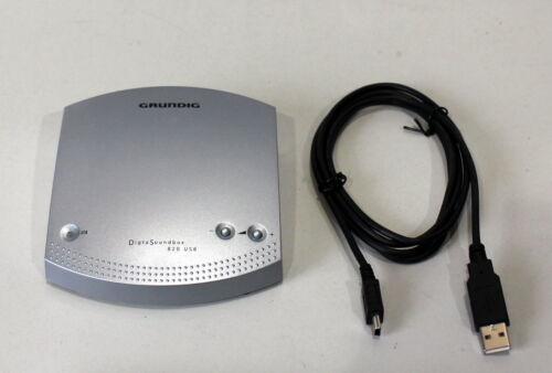 04-11-03913 Digtiergerät Grundig Digta Soundbox 820 USB mit Kabel