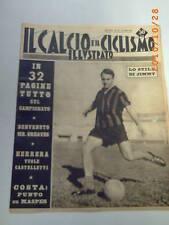 CALCIO E IL CICLISMO ILLUSTRATO n.34-1961 tutto sul campionato