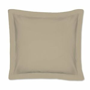 Today-039-s-Home-2-Cotton-Rich-Tailored-Sham-with-2-034-Flange-Standard-Mocha-wm-m01
