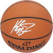 Klay Thompson Golden State Warriors Signed Spalding NBA Official Game Basketball