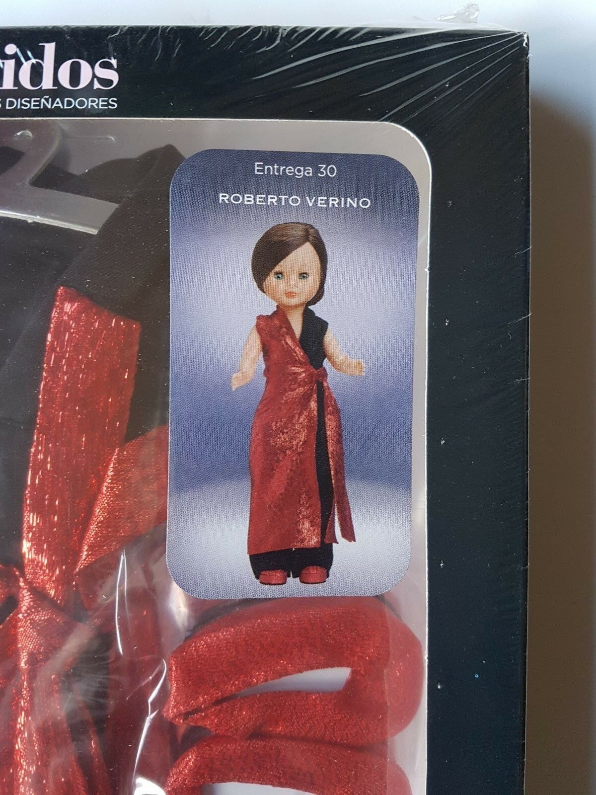 Bambola Nancy Collezione Abiti Grandi Grandi Grandi Designer Abito, Nº 30 Roberto Verino 09dcff