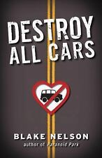 Destroy All Cars - Brand New - Free Shipping - 1st Edition