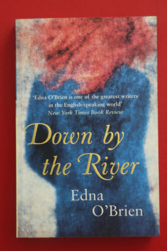 1 of 1 - DOWN BY THE RIVER by Edna O'Brien (Paperback, 2002)