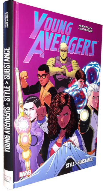 COMICS - INTEGRALE - MARVEL - YOUNG AVENGERS : STYLE > SUBSTANCE