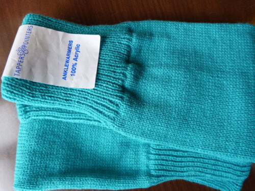New unworn 15 inch legwarmers by Tappers /& Pointers. 38cm