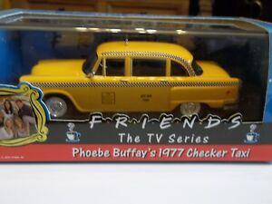 Greenlight-Friends-1977-Checker-Cab-1-43-Scale-Brand-New