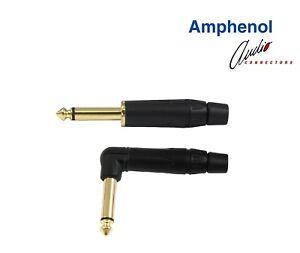 Amphenol-Musician-Series-II-Phone-Plug-034-Mono-Variations-available