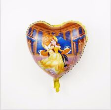 Princess Belle Beauty & the beast Party, Birthday, Celebration 18'' Balloon