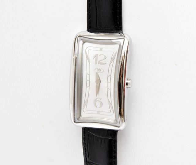 Wintex orologio da donna Curviplan acciaio lucido H104
