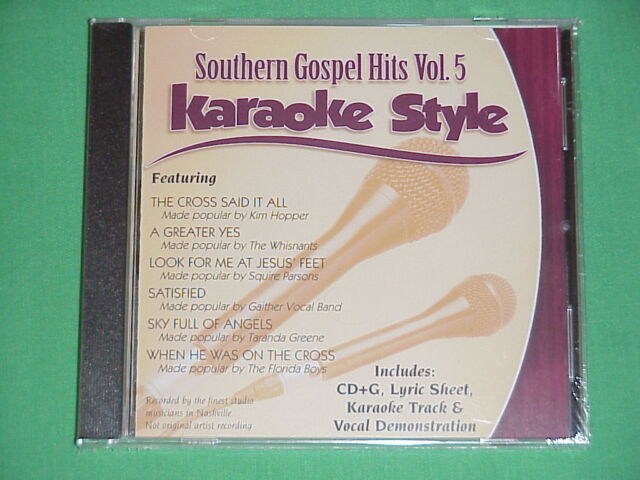 Soulful Worship Volume 2 Christian Karaoke Style New Cd+g Daywind 6 Songs Musical Instruments & Gear