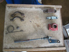 1928 - 34 lot ford model a part door latch clamp