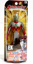 Bandai Ultraman Zero : ULTRAMAN ZERO Ex Strong Corona Mode Ultra Hero Series