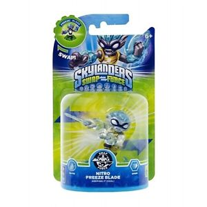 skylanders coloring pages freeze blade - photo#42