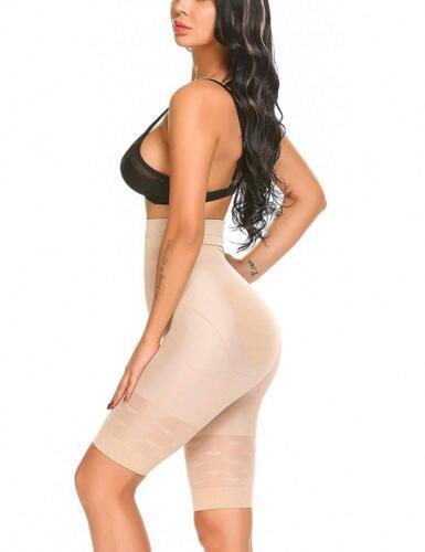 Women Slimming Body Shaper Tummy Control High Waist Pants Seamless Underwear Hot
