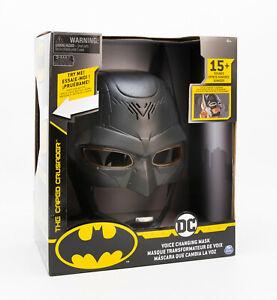 Spin Master 6055955 - Batman DC Maske mit Licht und 15 verschiedenen Sounds