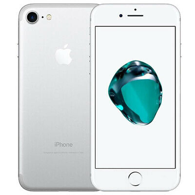 Apple iPhone 7 32GB 128GB 256GB Unlocked 12.0 MP Smartphone iOS A1778 GSM