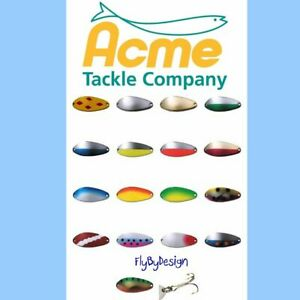 ACME-LITTLE-CLEO-Fishing-Spoon-Choose-Lure-Color-Weight-amp-Quantity