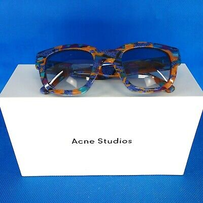 Acne Studios Occhiali Sole Donna Multicolore Telaio In Plastica Con Astuccio Np Morbido E Antislipore