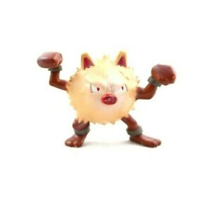 Vintage RARE Pokemon Figure Mankey Monkey Bandai TOMY