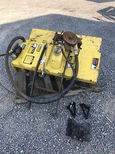 Image Is Loading John Deere 30 Hydraulic Tiller 316 318 330