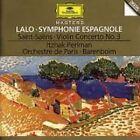 Lalo: Symphonie Espagnole; Saint-Sa‰ns: Violin Concerto No. 3 (CD, Apr-1995, DG Deutsche Grammophon)